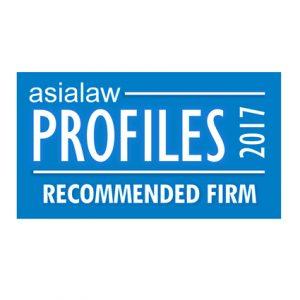 Asialaw Profiles 2017